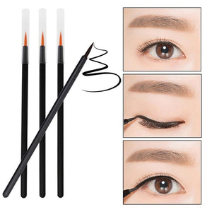 Eyeliner Brushes With Cap