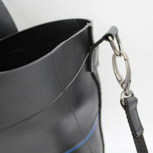 Load image into Gallery viewer, Acacia recycled rubber bag removable strap