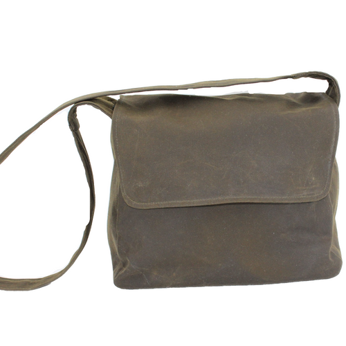 Pre-order your waxed cotton Jessamine Cross Body Bag