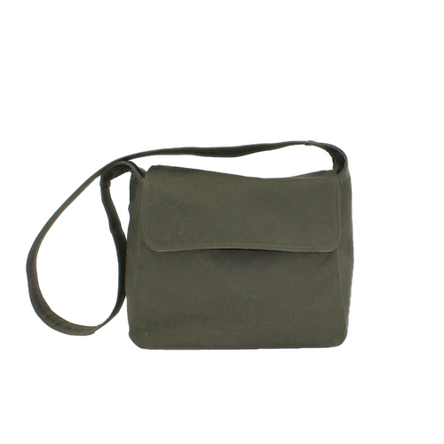 chive_green_messenger_bag_waxed_cotton