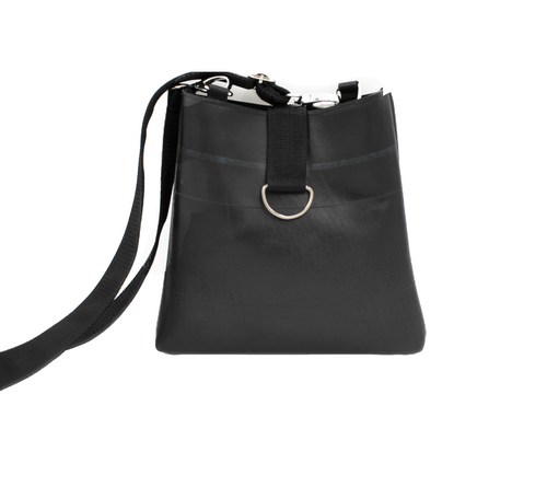 lupin recycled rubber bag
