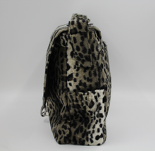 Load image into Gallery viewer, Animal Print Satchel Bag - Large Messenger Bag