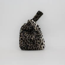 Load image into Gallery viewer, Animal Print Wristlet Bag - Evening Wrist Bag