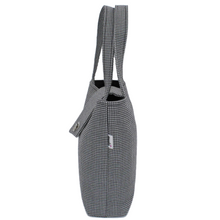 Load image into Gallery viewer, Houndstooth Handbag - Dogtooth Handbag