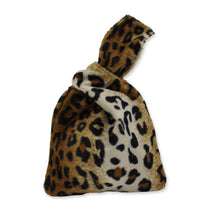 Load image into Gallery viewer, Leopard print wrist bag