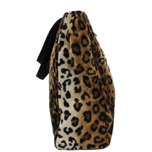 Load image into Gallery viewer, Rose_brown_leopard_print_side_view
