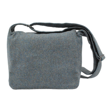 Load image into Gallery viewer, tweed_crossbody_bag_jessamine_small_british_tweed_blue_back