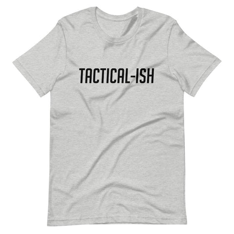 Raising Tactical Daughters Athletic Heather / XS Tactical-Ish T-Shirt