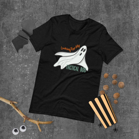 Raising Tactical Daughters Tactical Boo T-Shirt
