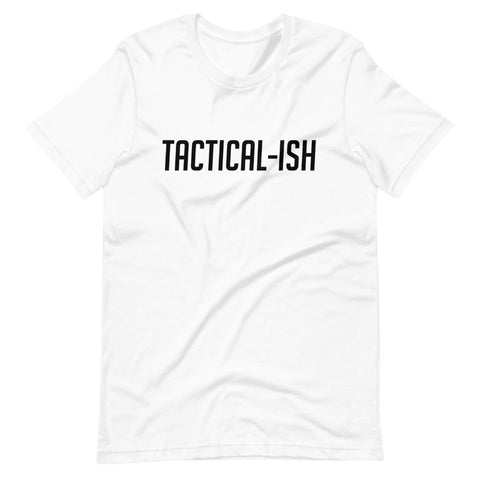 Raising Tactical Daughters White / XS Tactical-Ish T-Shirt
