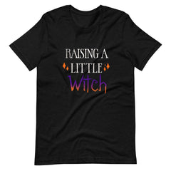 Raising Tactical Daughters XS Raising a Little Witch T-Shirt
