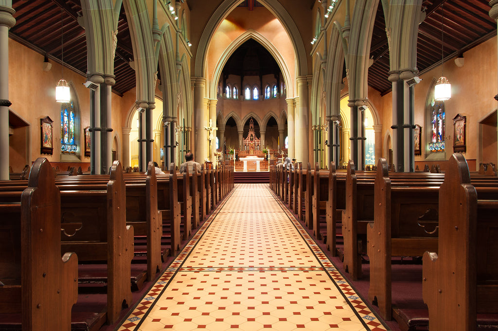 Heritage Church Tiles by Olde English Tiles