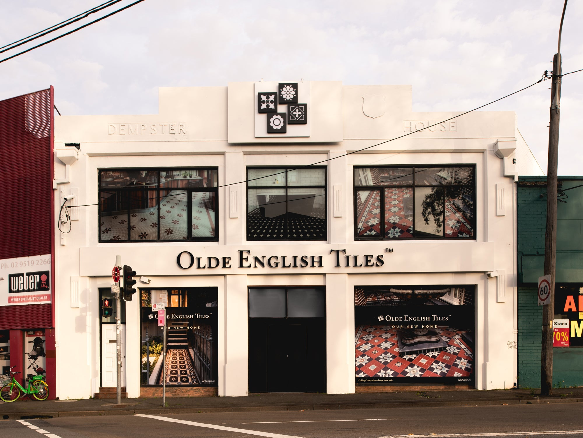 Olde English Tiles Sydney Showroom