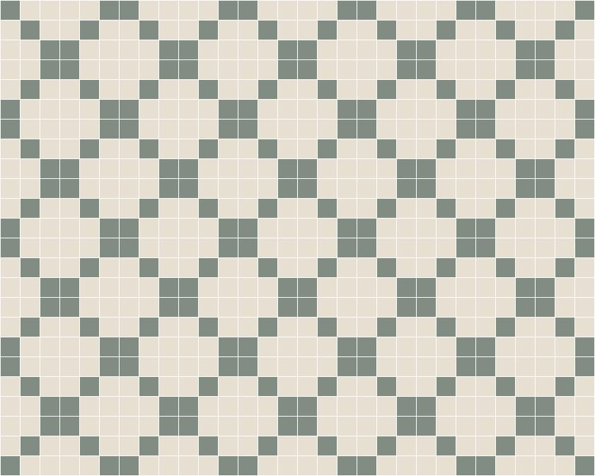 Ritz small hexagon tiles