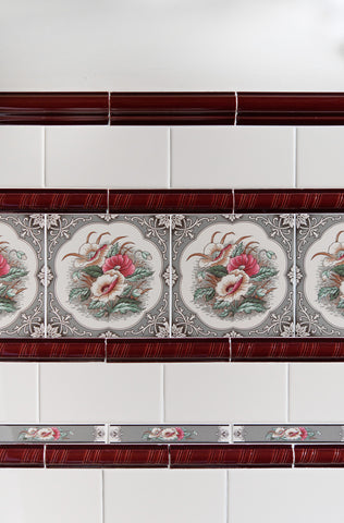 Federation and Victorian Wall Tiles
