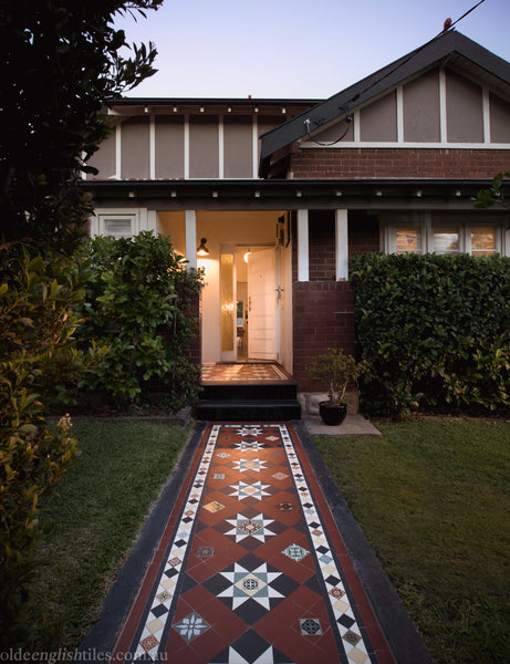 Bluestone Edging Olde English Tiles Sydney Amp Melbourne
