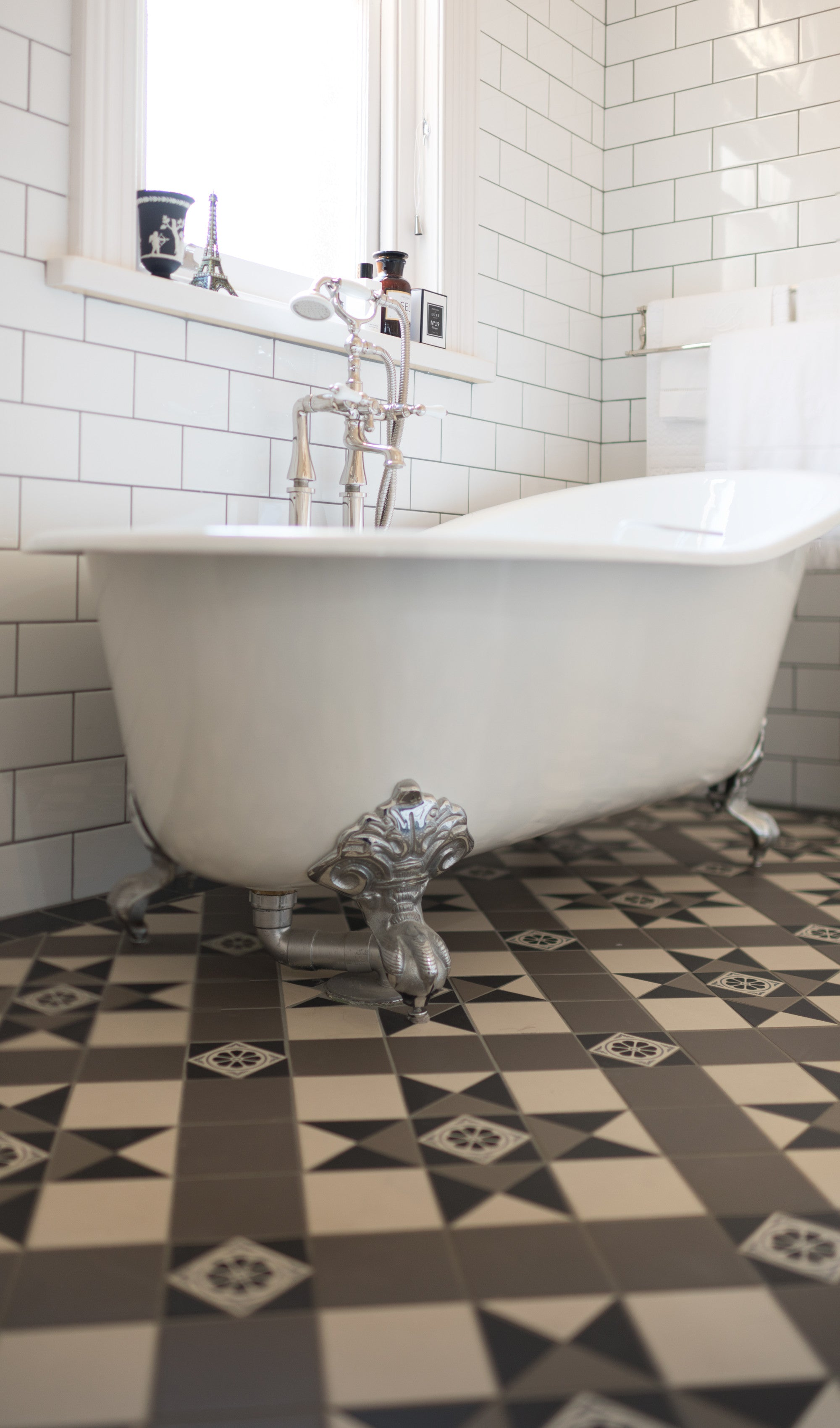 Victorian tiles style guide – Olde English Tiles™