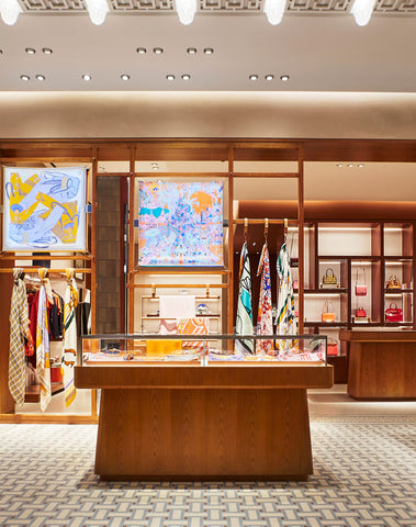 Hermes, Chadstone Melbourne