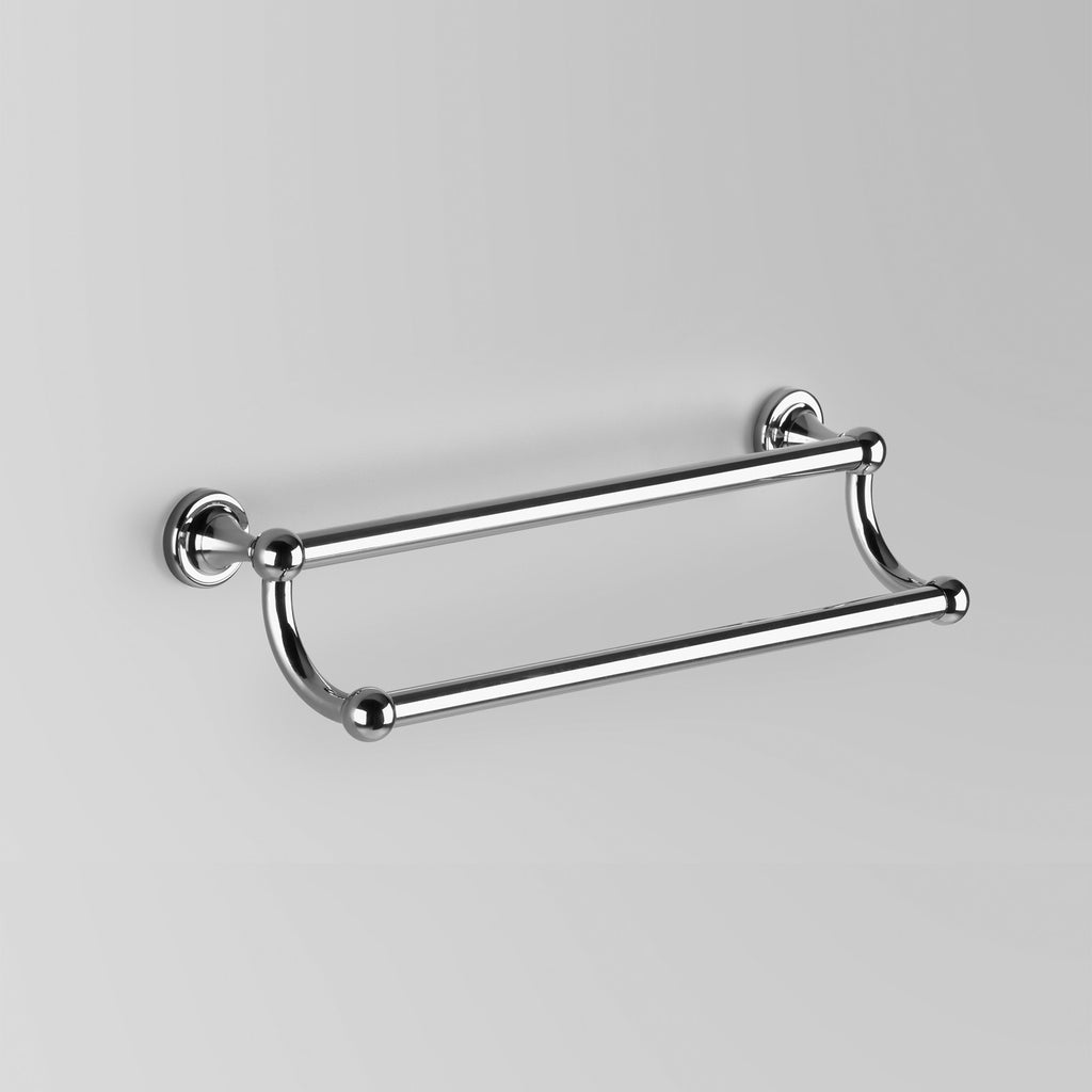 - Classic Hampton Double Towel Rail 600mm