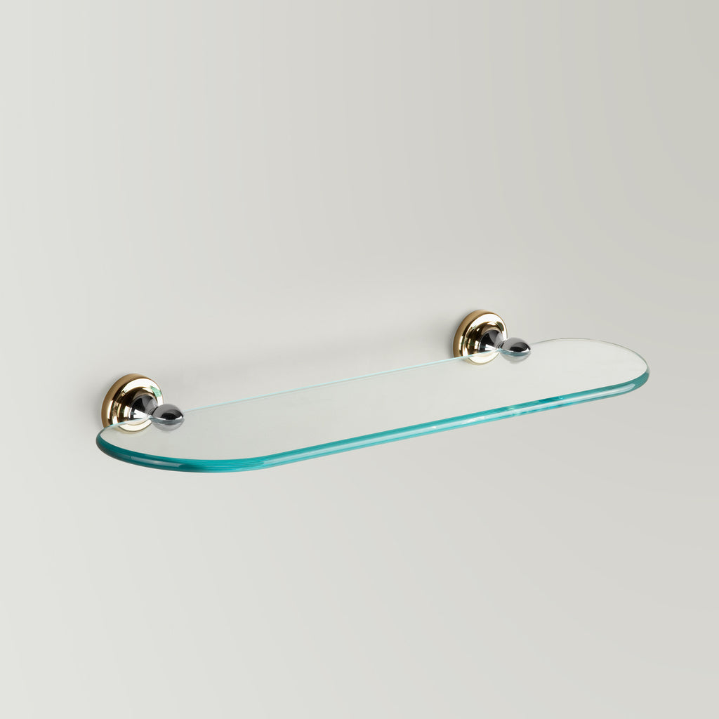 Hampton -  Classic Hampton Glass Shelf 500mm