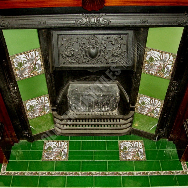 The best of our fireplace tiles Fireplace 43
