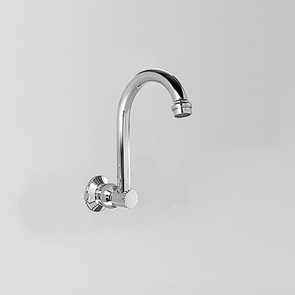 Olde English -  Classic Olde English Wall swivel spout Only 170mm (flow control option)