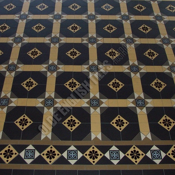 Tessellated Tiles Patterns Verandah 101