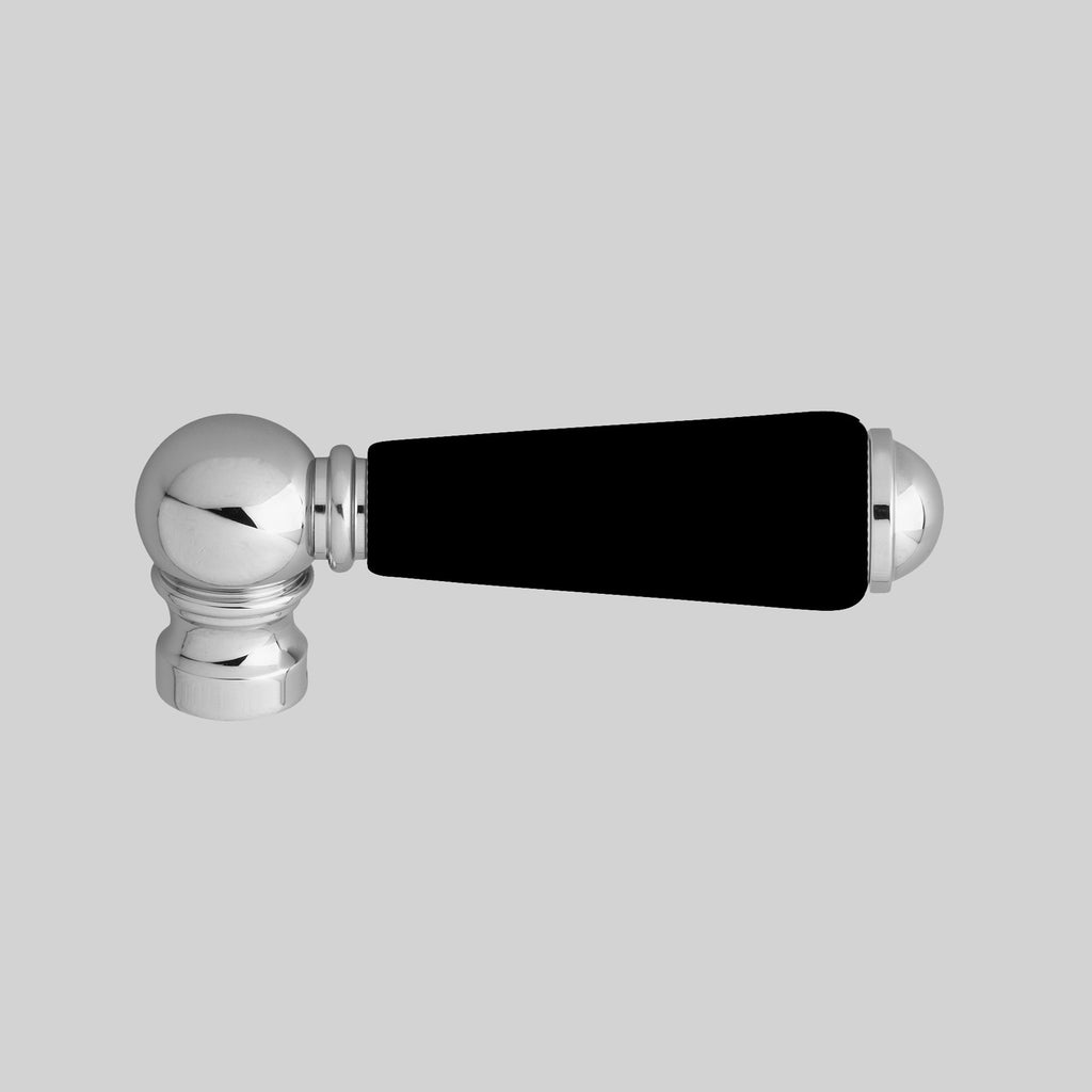 Classic -  Classic Black Porcelain Lever (Single)