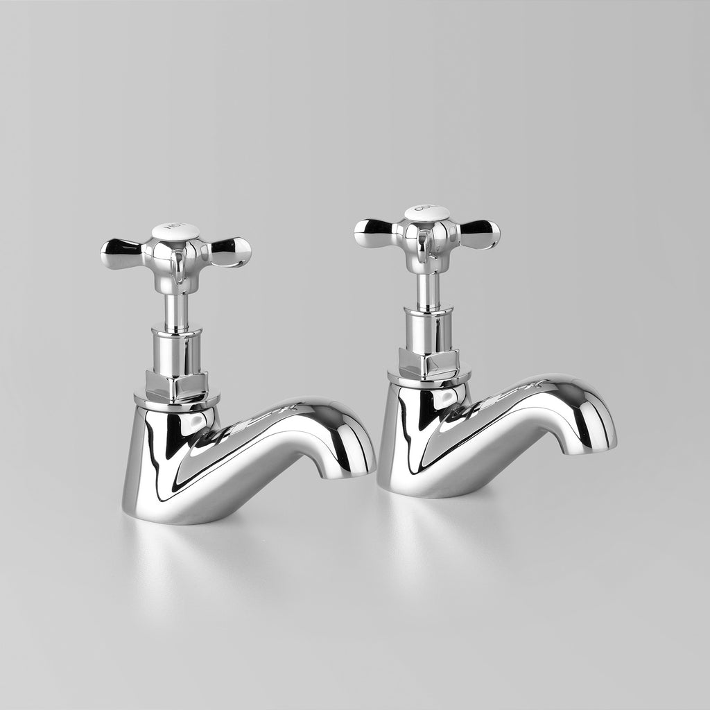 Olde English -  Classic Olde English Pillar Tap Set Pair