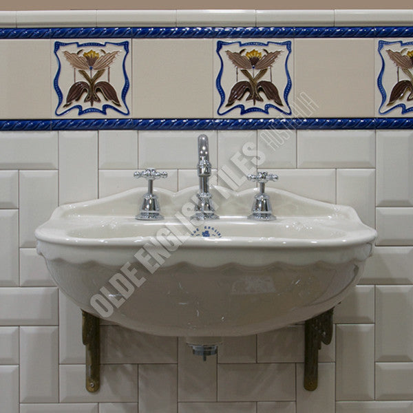 Cork Flooring Sacramento: Bathroom Heritage Tessellated Tiles