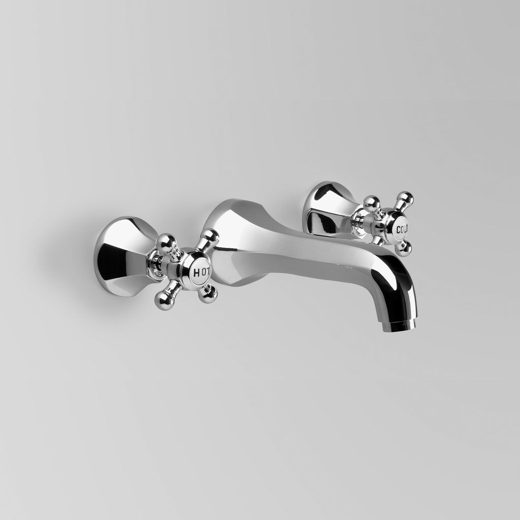 Classic -  Classic Bath Wall Set 170mm spout (flow control option)