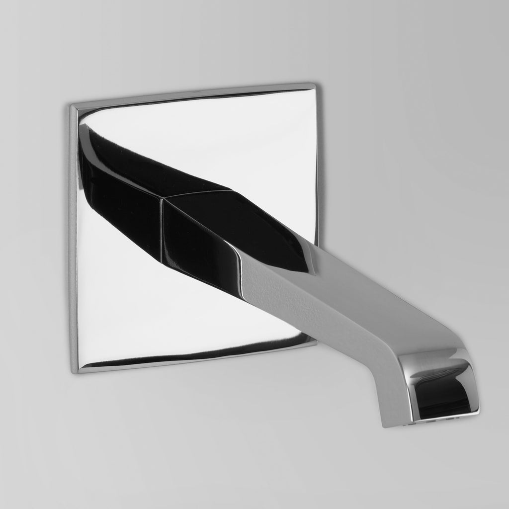 Tap Ware, Showers and Accessories -  Classic Dianna Wall Spout 180mm