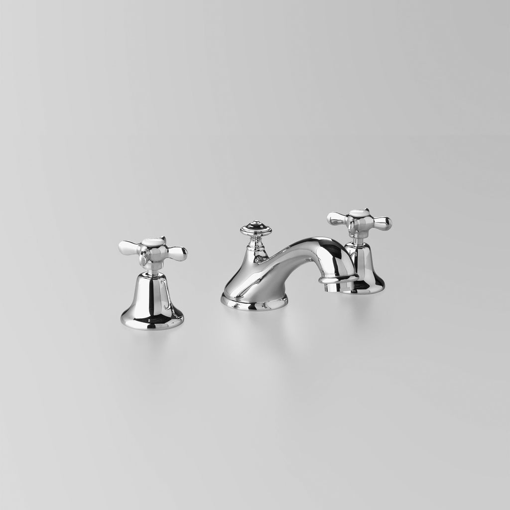 Olde English -  Classic Olde English Basin Set V3 115mm fixed spout