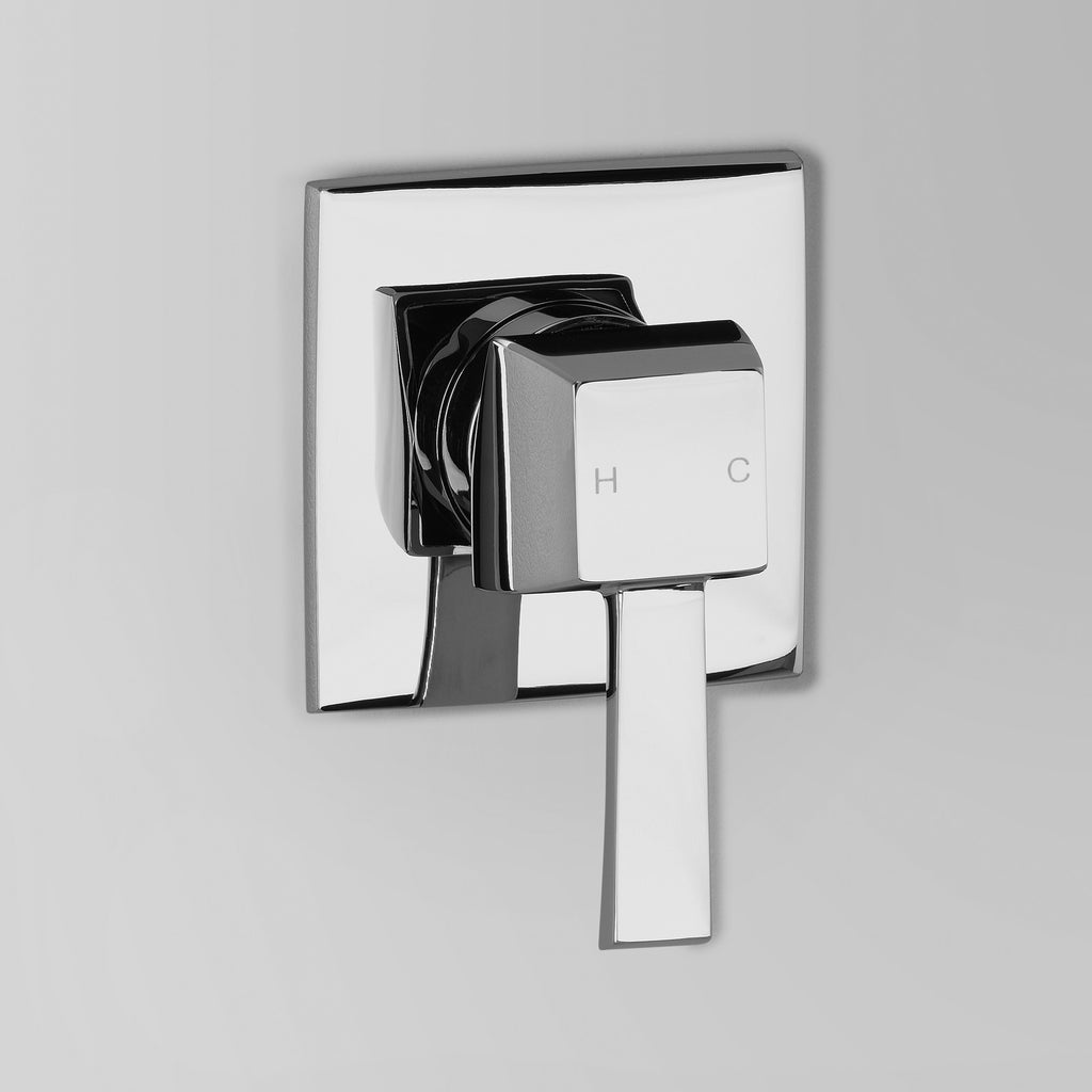 - Classic Dianna Wall Mixer 90 x 90mm backplate
