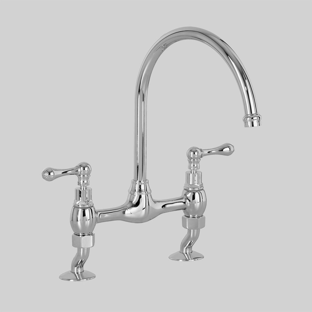- Classic Olde English Kitchen Set with 200mm swivel spout