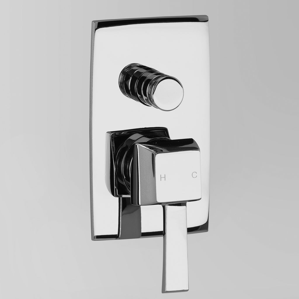 Tap Ware, Showers and Accessories -  Classic Dianna Diverter Mixer
