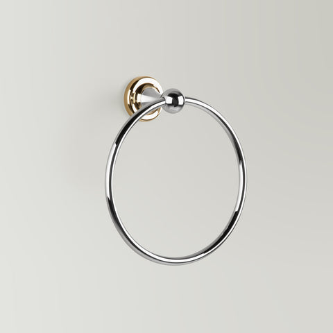 Classic Hampton Towel Ring