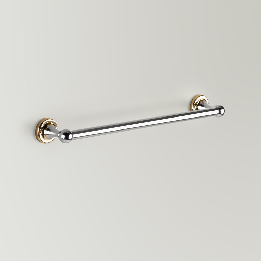 Hampton -  Classic Hampton Single Towel Rail 900mm