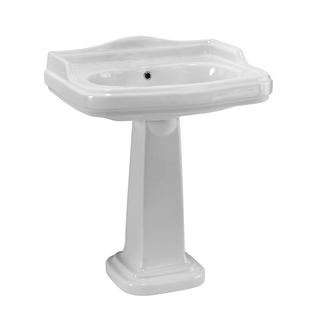 - Olde English Signature 50.90 Pedestal Basin