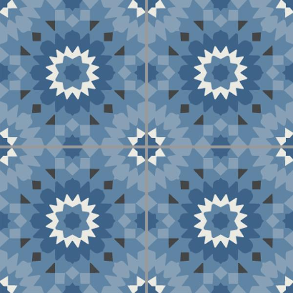 Encaustic Tiles -  Amsterdam 01
