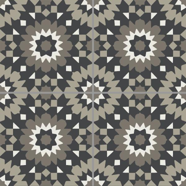 Encaustic Tiles -  Amsterdam 02