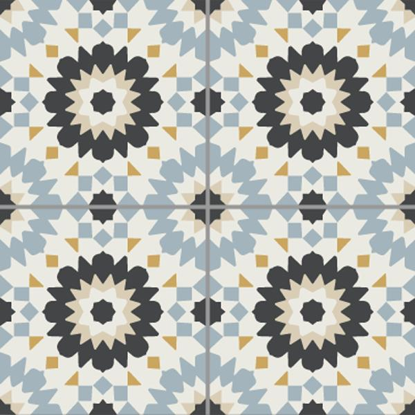 Encaustic Tiles -  Amsterdam 03