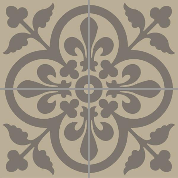 Encaustic Tiles -  Anvers 03