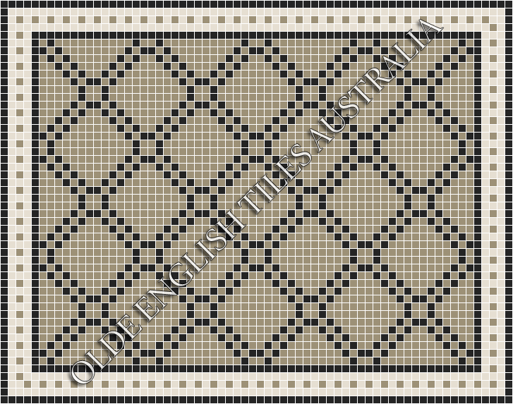 - Astoria 20 Light Grey with Black Pattern