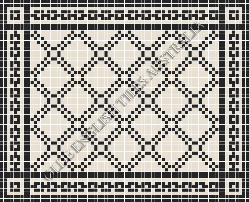 _blog-post_20-classic-mosaic-patterns - Astoria 20 White with Black Pattern