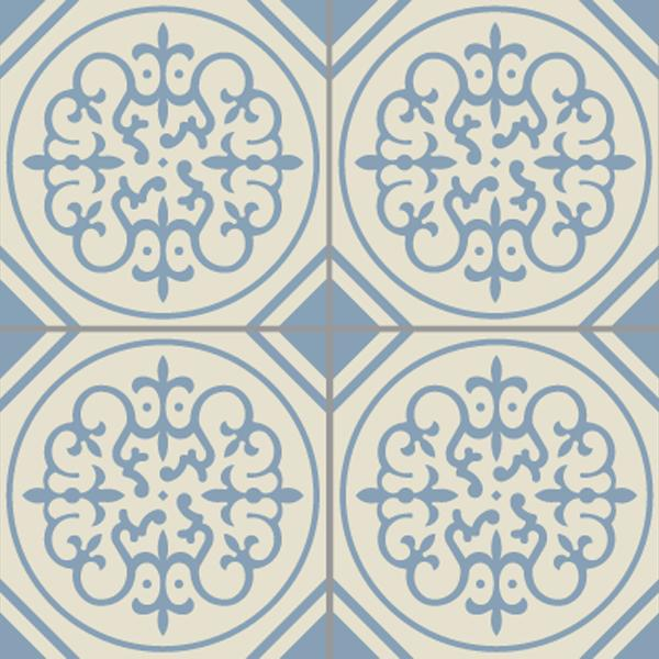 Encaustic Tiles -  Bruxelles 02