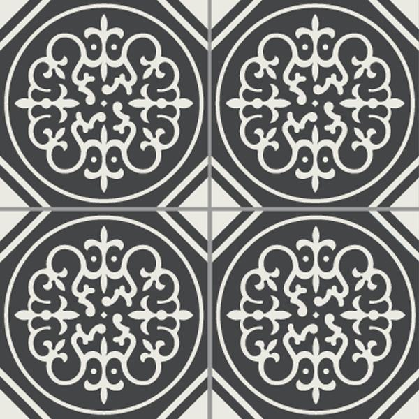 Encaustic Tiles -  Bruxelles 03