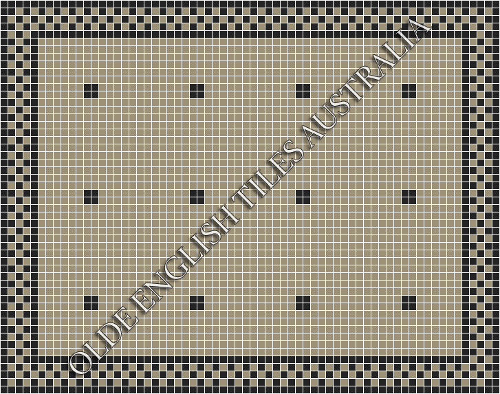 - Cotton Club 20 Light Grey with Black Pattern