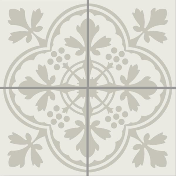 Encaustic Tiles -  Deauville 03