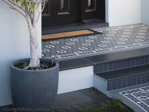 Bluestone Bullnose Edge images